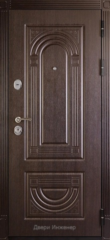 Дверь с терморазрывом DR454